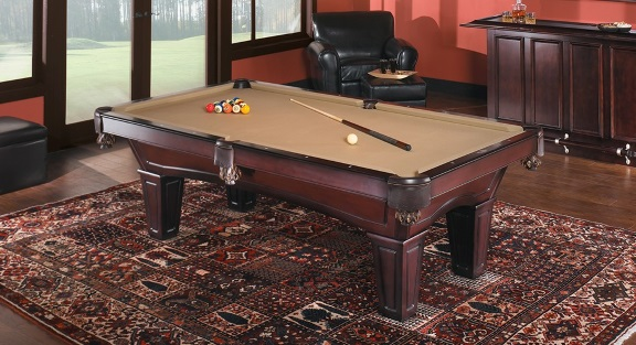 Patriot Pool Table: Pool Tables Fort Walton Beach