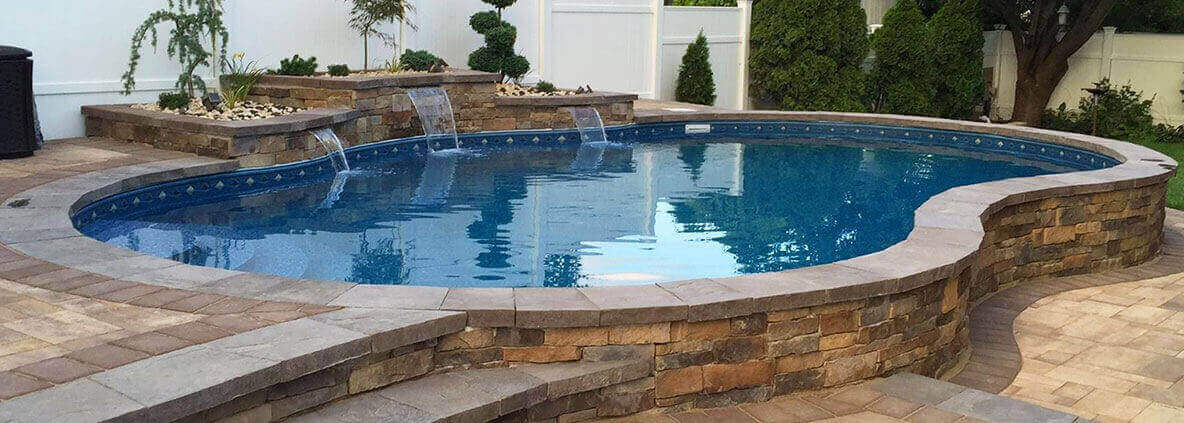 Semi Inground Pools Fort Walton Beach | Crestview Above Ground Pools